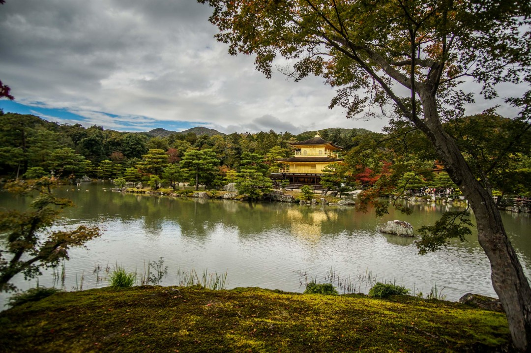 the-Kinkakuji-view-kyoto